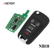KD NB18 (All Functions Chips In One Key)Remote Key For KD900 KD900