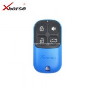 VD-05 4 Buttons Xhorse VVDI2 Car Key Remote Replacement English
