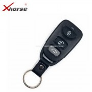 VD-06 4 Buttons Xhorse VVDI2 Car Key Remote Replacement