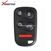 VD-21 Key With 4+1-5 Buttons Key For VVDI Key Tool P-NXKHO04EN